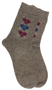 Romano nx Women's Woollen Socks in 5 Colors romanonx.com Beige