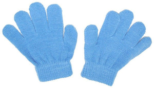 Romano nx Wool Gloves for Baby Boy's & Girl's in 9 Colors romanonx.com Awesome Blue