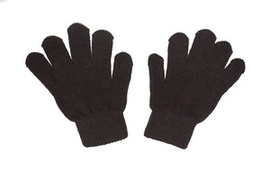 Romano nx Wool Gloves for Boy's & Girl's in 9 Colors romanonx.com Brown