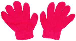 Romano nx Wool Gloves for Boy's & Girl's in 9 Colors romanonx.com Hot Pink