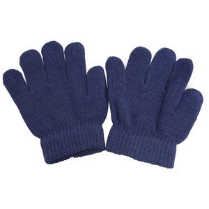 Romano nx Wool Gloves for Boy's & Girl's in 9 Colors romanonx.com Navy