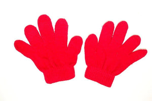 Romano nx Woolen Gloves for Girl's & Boy's in 9 Colors romanonx.com Red