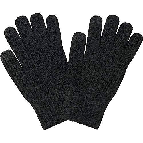 Romano nx Woolen Gloves for Men in 12 Colors Apparel Romano Awesome Black