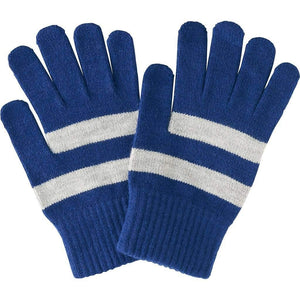 Romano nx Woolen Gloves for Men in 4 Colors Apparel Romano Royal with White