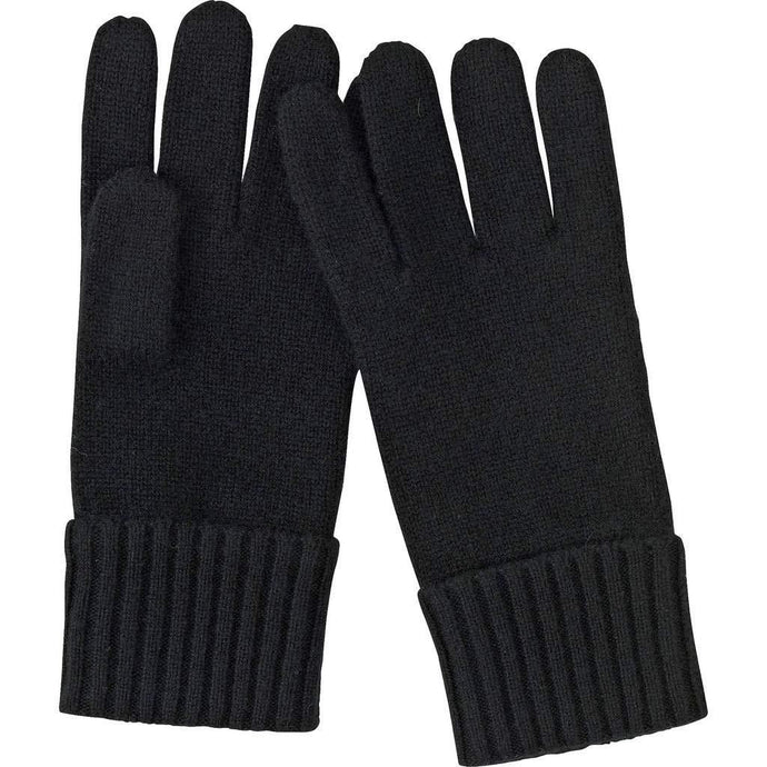 Romano nx Woolen Gloves for Women in 10 Colors Apparel Romano Black