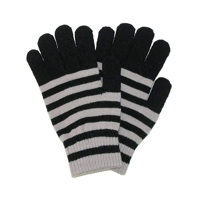 Romano nx Woolen Gloves for Women in 5 Colors Apparel Romano Black