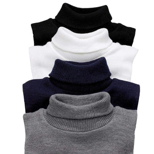 Romano nx Woolen Neck Warmer for Men (Pack of 4) Apparel Romano Black White Grey Navy