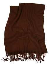 Load image into Gallery viewer, Romano nx Woolen Winter Muffler for Men in 26 Colors romanonx.com Brown