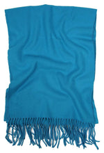 Load image into Gallery viewer, Romano nx Woolen Winter Muffler for Men in 26 Colors romanonx.com Dodge Blue