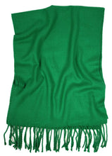 Load image into Gallery viewer, Romano nx Woolen Winter Muffler for Men in 26 Colors romanonx.com Green
