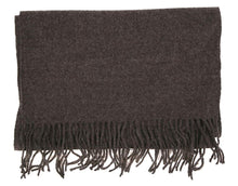 Load image into Gallery viewer, Romano nx Woolen Winter Muffler for Men in 26 Colors romanonx.com Htr Charcoal