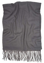 Load image into Gallery viewer, Romano nx Woolen Winter Muffler for Men in 26 Colors romanonx.com Slate Grey