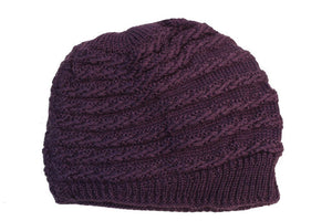 Romano nx Woollen Cap for Women in 3 Colors romanonx.com w11_b