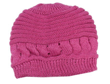 Load image into Gallery viewer, Romano nx Woollen Cap for Women in 3 Colors romanonx.com w13_b