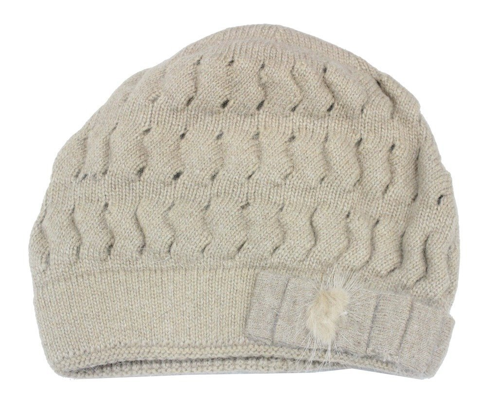 Romano nx Woollen Cap for Women in 3 Colors romanonx.com w15_a