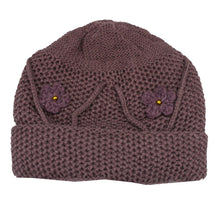 Load image into Gallery viewer, Romano nx Woollen Cap for Women in 3 Colors romanonx.com w6_a