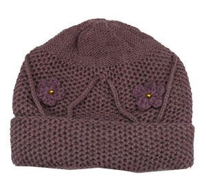 Romano nx Woollen Cap for Women in 3 Colors romanonx.com w6_a