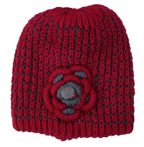 Romano nx Woollen Cap for Women in 4 Colors romanonx.com w2_b