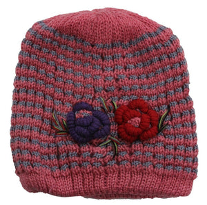 Romano nx Woollen Cap for Women in 4 Colors romanonx.com w2_c