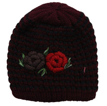 Load image into Gallery viewer, Romano nx Woollen Cap for Women in 4 Colors romanonx.com w2_d
