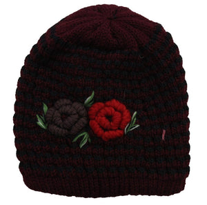 Romano nx Woollen Cap for Women in 4 Colors romanonx.com w2_d