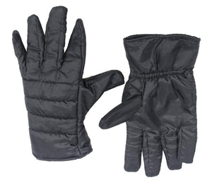 Romano Women's Blended Snow and Water-Proof Gloves (Black, Free Size) romanonx.com