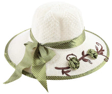 Load image into Gallery viewer, Romano Women's Hat romanonx.com White Free Size