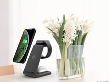 Load image into Gallery viewer, 10W Qi Wireless Charging Stand