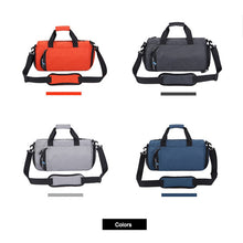 Load image into Gallery viewer, Waterproof Sports Gym Duffel Bag