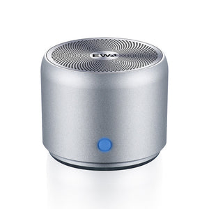 Mini Bluetooth Speaker with Carry Case, Bass Radiator,  EWA A106Pro Portable Speaker Bluetooth 5.0 for Outdoors, Home, Shower