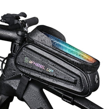 Load image into Gallery viewer, 6.0 - 7.0 inch Waterproof Touch Screen Phone Case Bag for Bikes