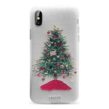 Load image into Gallery viewer, CASEIER Lovely Christmas Phone Case For iPhone 6 6s 7 8Plus XS Max XR 11 Pro Max 12