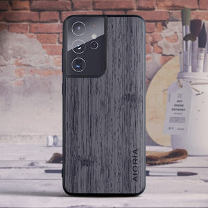 BambooLike case for Samsung Galaxy S21 S21+ S21 Ultra S20 FE S20 Ultra Plus
