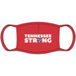 TN Strong Face Mask - Red (500 Pack)