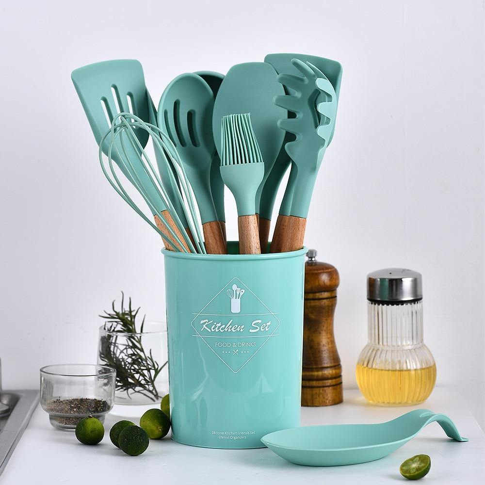 best silicone cooking |  best kitchen utensils | kitchen utensil set with holder | kitchen utensils list | best silicone kitchen utensil | best silicone kitchen utensil review | kitchen utensil set non stick | kitchen ideas | cooking tools | kitchen utensils and equipment | list of kitchen utensils |