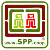 Small Producers Symbol. SPP is the only fair trade network in the world that is 100% small producer-owned.