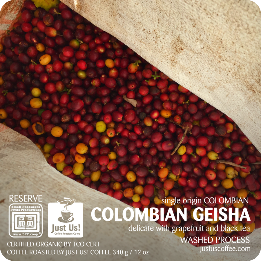 Colombian Geisha - Reserve