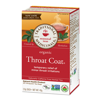 Throat Coat®