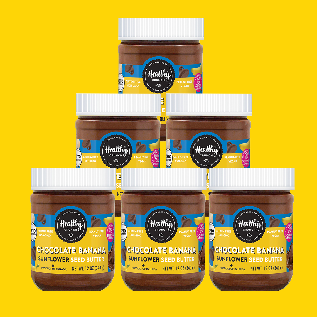 Chocolate Banana Seed Butter