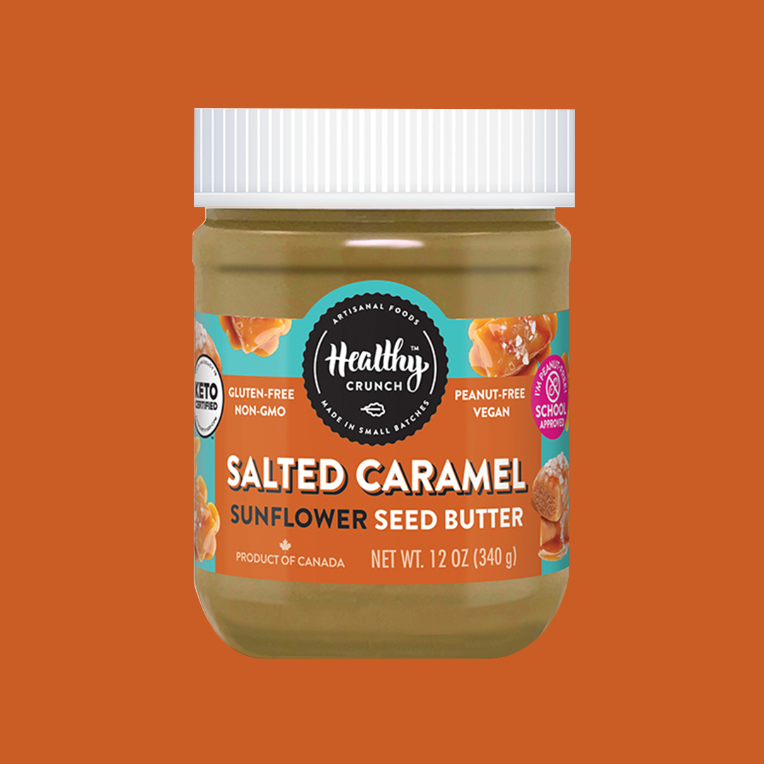 Salted Caramel Seed Butter