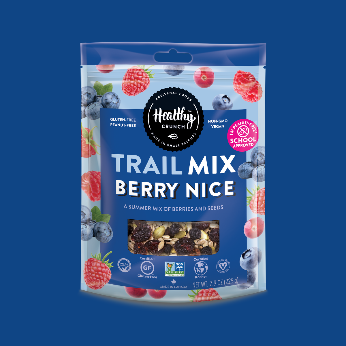 Berry Nice Trail Mix