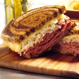 City Reuben New York Style Sandwich