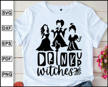 Load image into Gallery viewer, Drink Up Witches Halloween svg, Sanderson Sister Svg