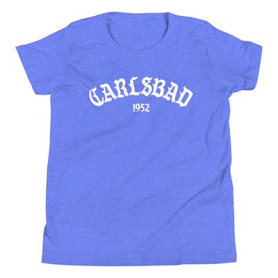 CARLSBAD Youth Short Sleeve T-Shirt