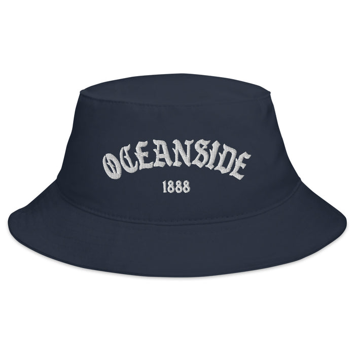 OCEANSIDE EST 1888 Bucket Hat