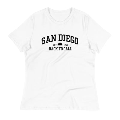 SAN DIEGO RELAXED T-SHIRT