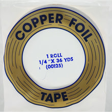 "Edco 1/4"" x 36 yards copper foil tape"