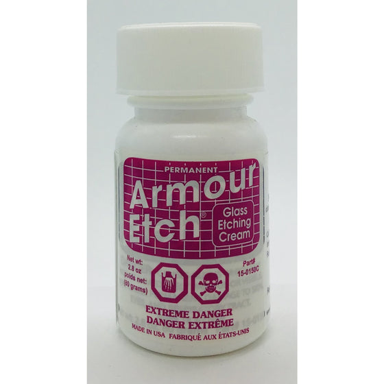 Armour Etch Glass Etching Cream