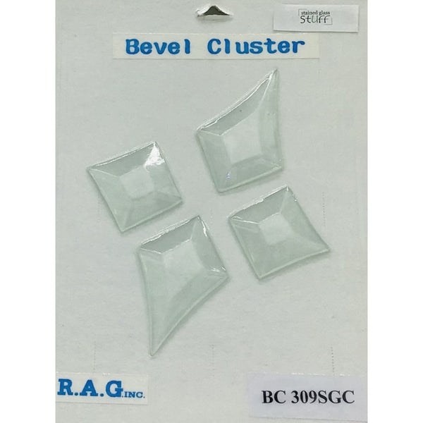 BC 309SGC Glue Chip Bevel Cluster