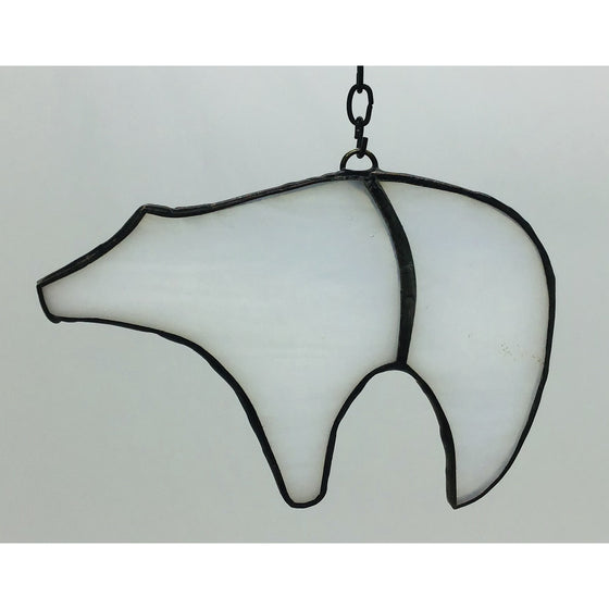 Polar Bear Suncatcher